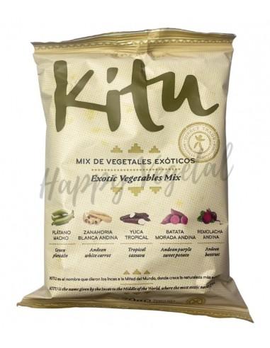 Mix de Vegetales Exóticos...